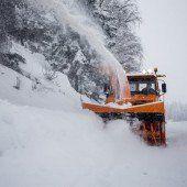 Föhneinbruch im Ländle – Schnee-Chaos im Süden Österreichs