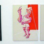Verführte Künstler und Betrachter