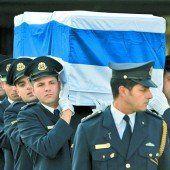 Israel nimmt Abschied von Ex-Premier Sharon