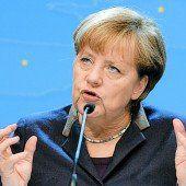 Zuwanderung: Merkel redet mit