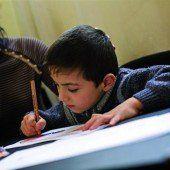 Ein Licht für behinderte Kinder