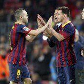 Der Messi(as) ist zurück