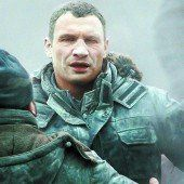 Klitschko spricht von Krieg