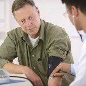 Stille Gesundheitsgefahr: Bluthochdruck