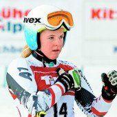 Kerstin Nicolussi fuhr auf Platz 15