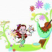 Interaktives Konzert für Kleinkinder