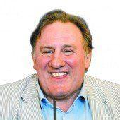 Depardieu hat Rolle in russischer Comedy-Serie