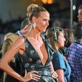 Heidi Klum ist wieder Single