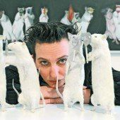 Ein starkes Kunststück: 176 Ratten verkörpern Die letzten Tage der Menschheit