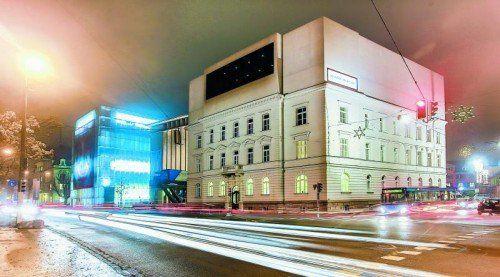 Das Budget für das Kunsthaus, das Landestheater und das Vorarlberg Museum wird erhöht. Foto: VN/Steurer