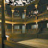 Mit Theatereröffnung ins Shakespeare-Jahr