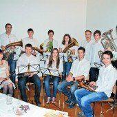 Das Schulorchester der HTL