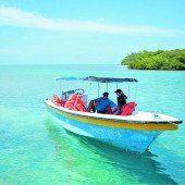 Kleines Inselparadies in der Karibik