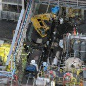 Fünf Tote bei Explosion in Mitsubishi-Fabrik
