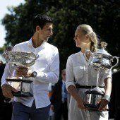 Djokovic und Williams die Favoriten