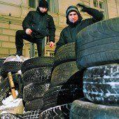 Zähes Ringen um eine Lösung in der Ukraine