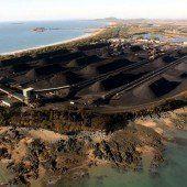 Grünes Licht für Hafenausbau bei Barrier Reef