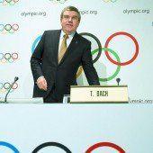 Bachs große Prüfung als IOC-Chef