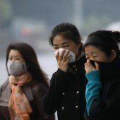 Peking: Smog raubt Bewohnern den Atem