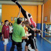 Akrobatik – eine unbekannte Sportart