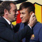 Zahlen für den Neymar-Transfer offengelegt