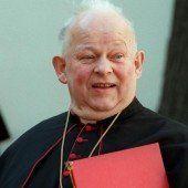 Kurt Krenn (77) gestorben: Der streitbare Altbischof von St. Pölten
