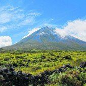 Vulkane und Seen auf den Azoren