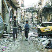 Assad und Opposition nähern sich an