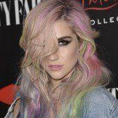 Kesha bedankt sich bei Fans