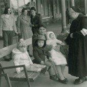 90 Jahre Caritas: Fotos für Ausstellung gesucht