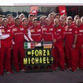 Spekulation um Schumacher