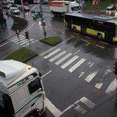 Mehr Sicherheit für Radfahrer