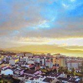 Ponta Delgada, die moderne Hauptstadt