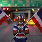 Thailand steuert auf neue Machtprobe zu