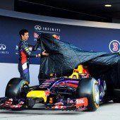 Formel 1 zurück auf der Piste