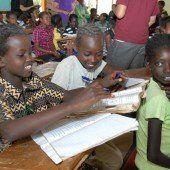 Im Einsatz für die Kinderrechte