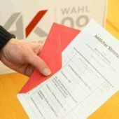 Große Hoffnung auf höhere Wahlbeteiligung