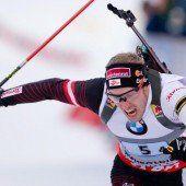 Weltcup-Triumph der ÖSV-Biathlon-Herren