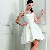Traum in Weiß: Brautkleider für den großen Tag /D5