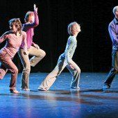 Brennpunkt Improvisation führt zur intensiven Begegnung von Musikern und Tänzern in Bregenz