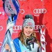 Eine eigene Liga Shiffrin gewinnt Flachau-Slalom /c1