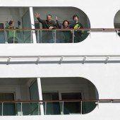 Hunderte Kranke: Kreuzfahrt beendet