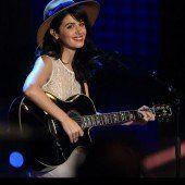 Katie Melua kommt nach Bregenz