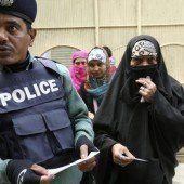 Gewalt überschattet Parlamentswahl in Bangladesch