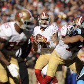 Broncos und 49ers im NFL-Halbfinale