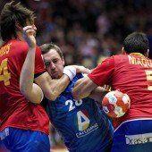 Frankreich trifft im Finale auf Dänemark
