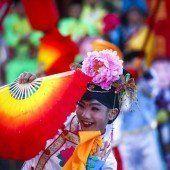 China begrüßt das Jahr des Pferdes