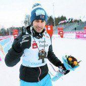 Weltcupsieg für Wilhelm Denifl