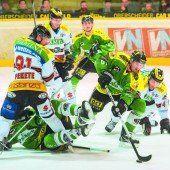 EHC Lustenau ist auf dem Weg in die Meisterrunde