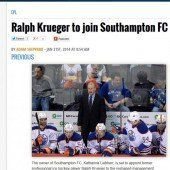 Krueger soll bei Southampton helfen